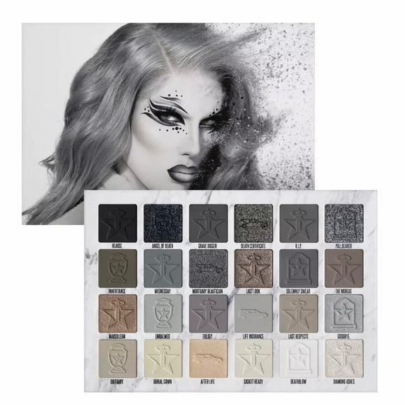Jeffree Star Other - New Jeffree Star Cosmetics Cremated Palette